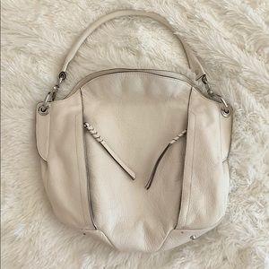 White orYANY bag